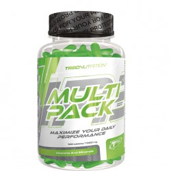 TREC NUTRITION MULTI PACK 240 caps.