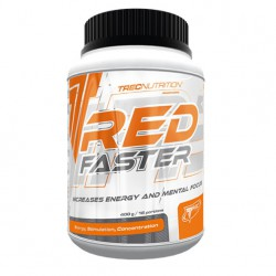 TREC NUTRITION RED FASTER 400g.