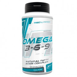 TREC NUTRITION OMEGA 3-6-9 120 caps.