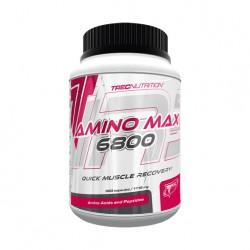 TREC NUTRITION AMINO MAX 6800 320 kaps.
