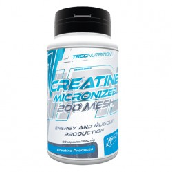 TREC NUTRITION CREATINE MICRONIZED 200mesh (60 kaps.)