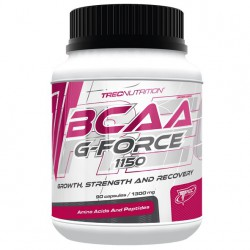 TREC NUTRITION BCAA G-FORCE (180 kaps.)