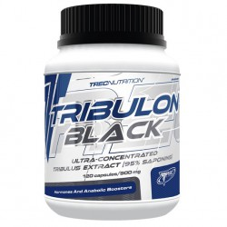 TREC NUTRITION TRIBULON BLACK 120 kaps.