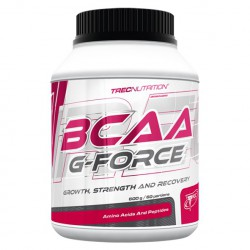 TREC NUTRITION BCAA G-FORCE (600gr)