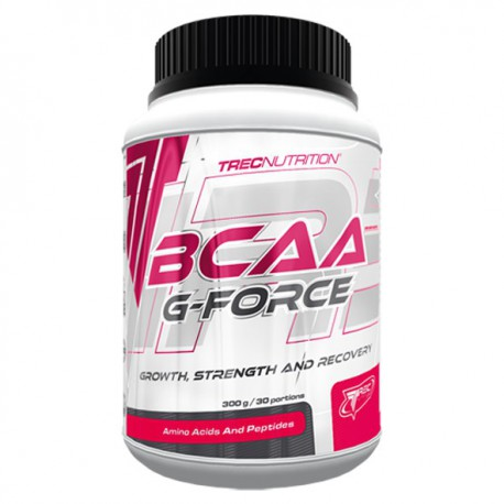 TREC NUTRITION BCAA G-FORCE (300gr)