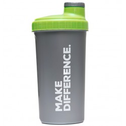 TREC SHAKER 001 - 0,7 L - SILVER - MAKE DIFFERENCE