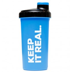 TREC  SHAKER 003 - 0,7 L - BLUE - KEEP IT REAL