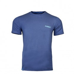 TREC WEAR Men's- SOFT TREC - T-SHIRT 003/BLUE