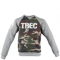 TREC WEAR Men's - CAMO - SWEATSHIRT 002/CAMO-GRAY