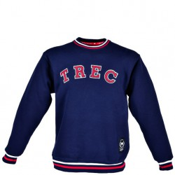 TREC WEAR Men's - SWEATSHIRT 005/NAVY BLUE