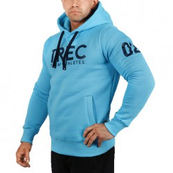 TREC  WEAR MEN'S - TTA - HOODIE 034/SEA BLUE