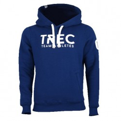TREC WEAR MEN'S- HOODIE 035/BLUE
