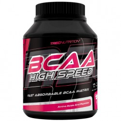 TREC NUTRITION BCAA HIGH SPEED - 900 G