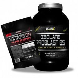 BLASTEX Isolate Problast 85 3,4 kg + VitargON 1,5 kg GRATIS