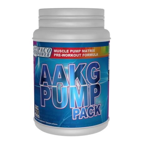 PACO POWER AAKG Pump Pack 400 kapsułek