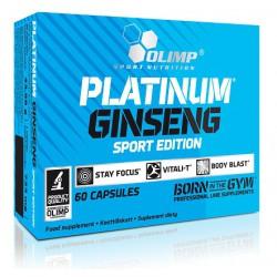 OLIMP Żeń-Szeń Platinum Ginseng Sport Edition 60 kap.