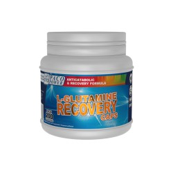 PACO POWER L-Glutamine Recovery Caps 200 kapsułek