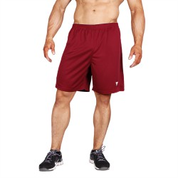 TREC WEAR SHORT PANTS COOLTREC 002 MAROON