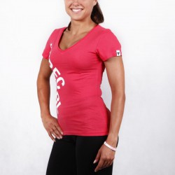 TREC WEAR WOMEN'S - TREC GIRL 002 - T-SHIRT/PINKY
