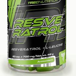 TREC NUTRITION RESVERATROL 60 CAP