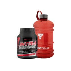 Trec PROMCJA: INTRA WORKOUT + BOTTLE 2,2 L - GRATIS!