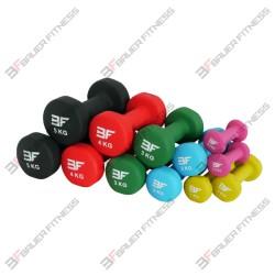 Bauer Fitness HANTLE NEOPRENOWE 5kg
