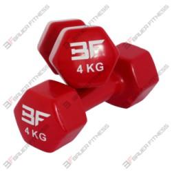 Bauer Fitness HANTLE WINYLOWE 4kg