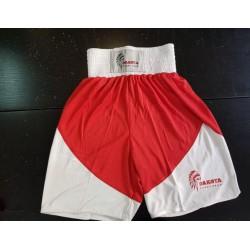 Komplet bokserski- spodenki bokserskie + koszulka  DAKOTA NOWY ROZM XL