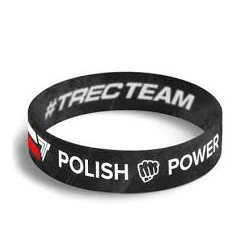 Trec WRISTBAND 051 POLISH POWER