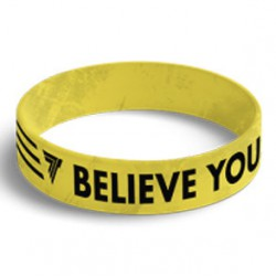 WRISTBAND 044 BELIVE YOU