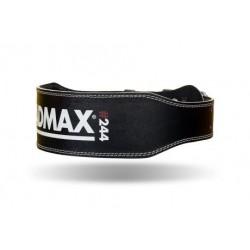 Mad-Max Pas treningowy skórzany SANDWICH