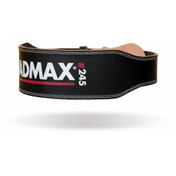 Mad Max Full Leather Black