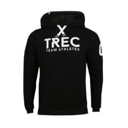 Trec Wear HOODIE 043 - BLACK