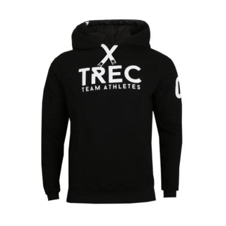 rec Wear HOODIE 043 - BLACK