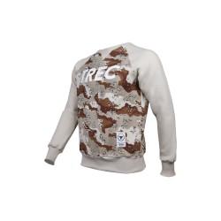 Trec Wear SWEATSHIRT 019 - DESERT - CAMO