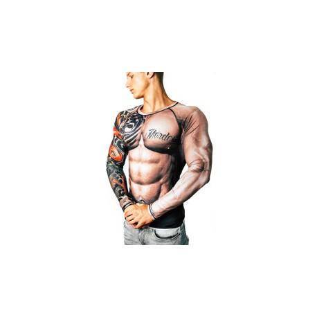 Mordex Koszulka Yakuza LS długi rękaw