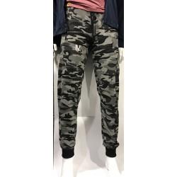 Mordex spodnie dresowe (moro)