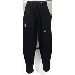 Mordex spodnie długie treningowe czarne paski