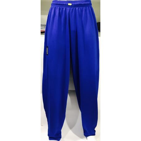 Mordex spodnie długie treningowe niebieskie