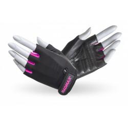 Mad Max rękawiczki damskie Rainbow - pink