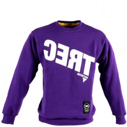 TREC WEAR - SWEATSHIRT 006/PURPLE