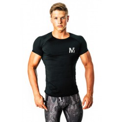 Mordex Koszulka Basic czarna