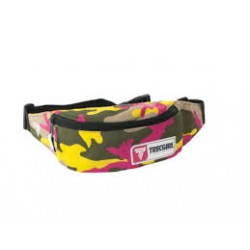 TREC WEAR BUMBAG SPORT PINK-YELLOW 010