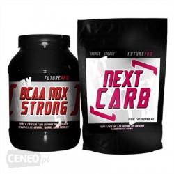 FuturePro BCAA NOX Strong 1kg + NexCarb 1kg GRATIS !!!