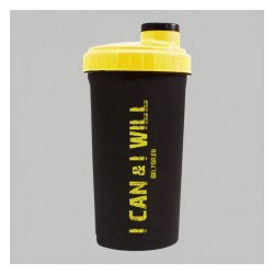 TREC SHAKER 700 ml 'I CAN AND I WILL''