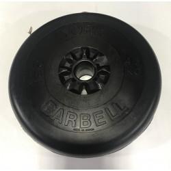 YORK BARBELL - obciążenie do ćwiczeń 4,5 kg