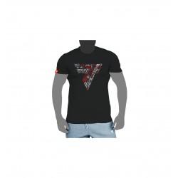 Trec Wear TSHIRT 047 DOODLE BLACK