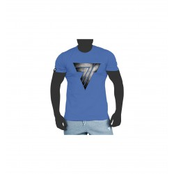 Trec Wear TSHIRT 048 SKETCH BLUE