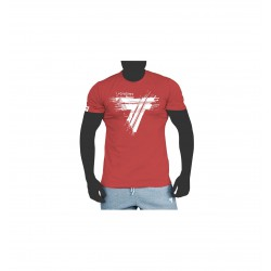 Trec Wear TSHIRT 051 SPLASH RED