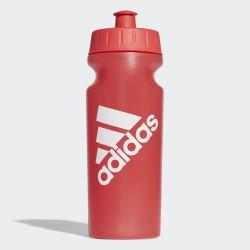 ADIDAS BIDON PERFORMANCE  0,5 l czerwony, białe logo